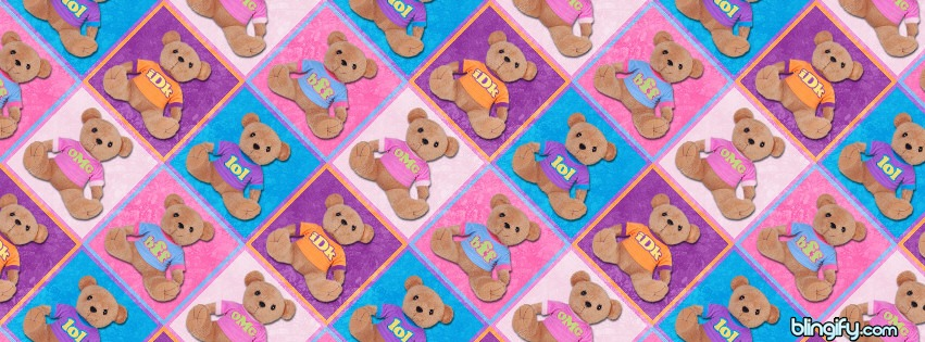 Cute Bears facebook cover