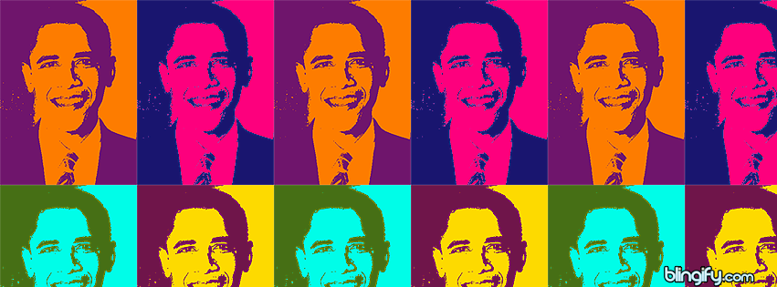 Obama facebook cover
