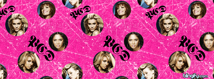 Pussycatdolls facebook cover