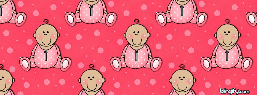 Babygirl facebook cover