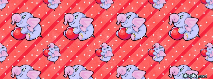 Elephant facebook cover