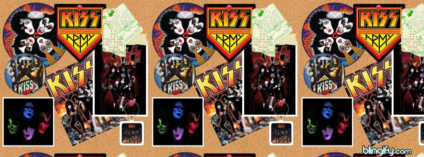 Kiss facebook cover