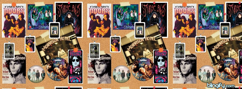 The Doors facebook cover