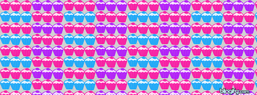 Cupcakes facebook cover