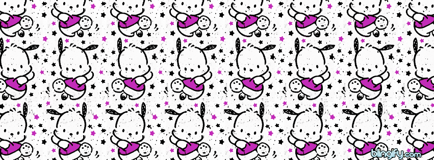 Cute Snoopy facebook cover