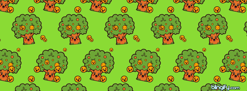 Cute Tree facebook cover