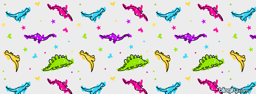Dinosaur facebook cover