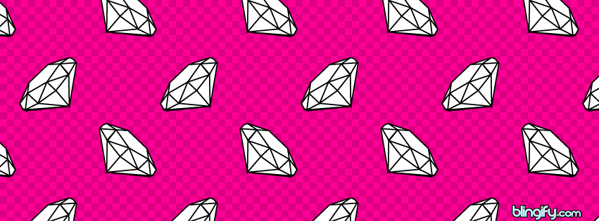 Diamonds  facebook cover