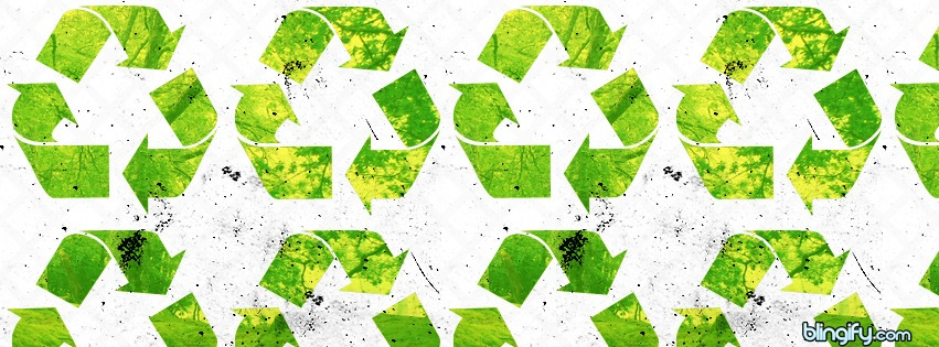 Green  facebook cover