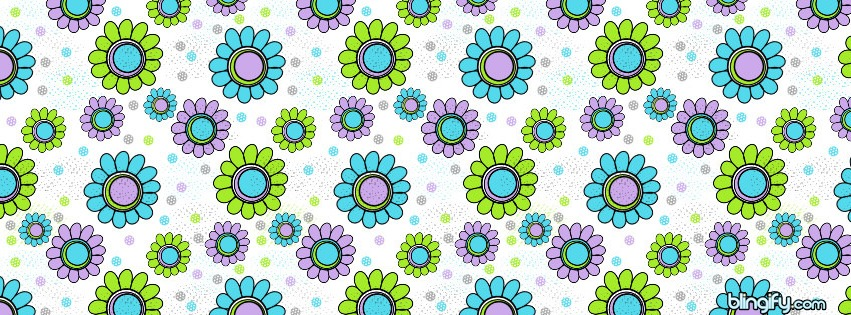 Flowerpower facebook cover