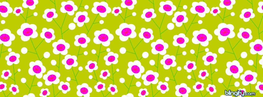 Retroflowers facebook cover