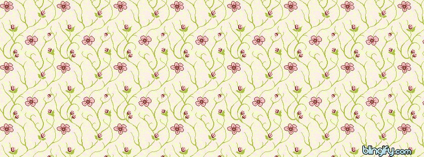 Tinyflowers facebook cover