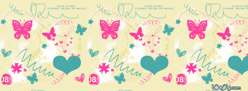 Blingify.com | Girly Facebook Covers