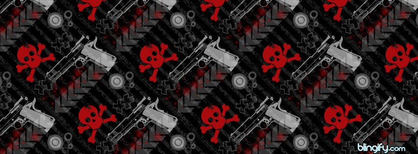 Skullguns facebook cover