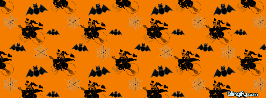 Witch Bat facebook cover