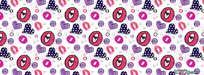 Cute O facebook cover