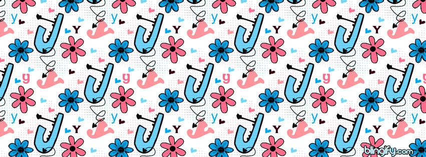 Cute Y facebook cover