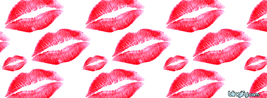Lips Facebook Cover