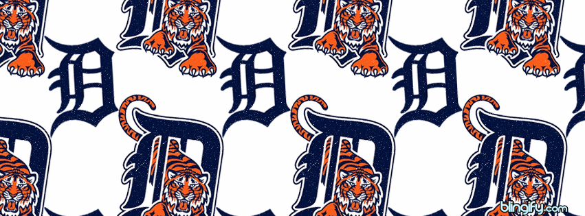 Detroit Tigers facebook cover