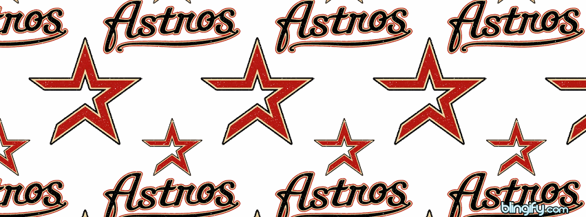 Houston Astros facebook cover
