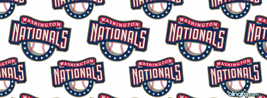Washington Nationals facebook cover