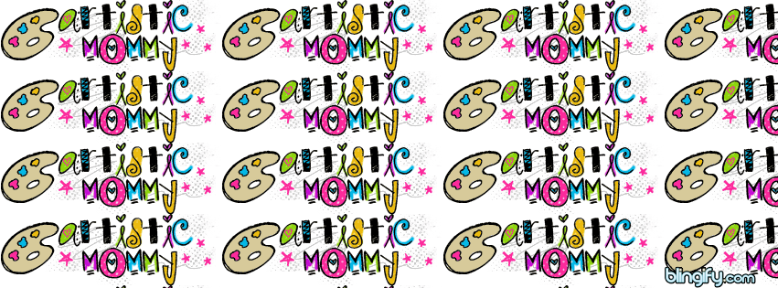 Art Mommy facebook cover