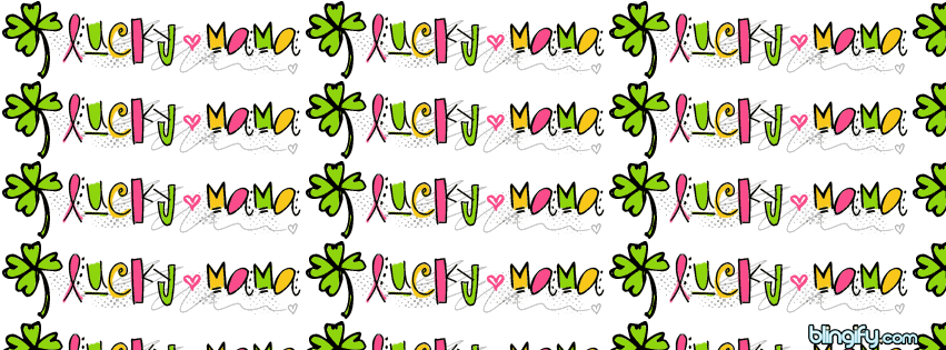 Lucky Mama facebook cover