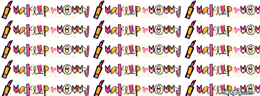 Make Up Mommy facebook cover