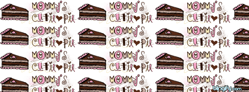 Mommys Cutie Pie facebook cover