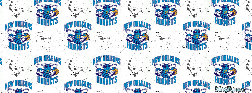 New Orleans Hornets facebook cover