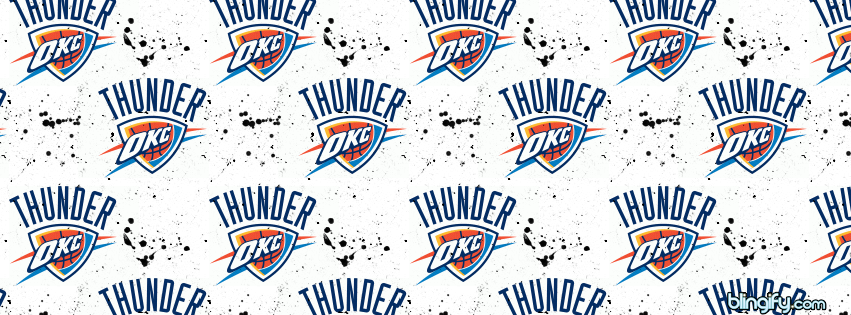 Okc Thunder facebook cover