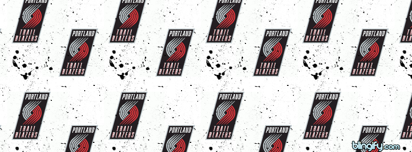 Portland Trail Blazers facebook cover