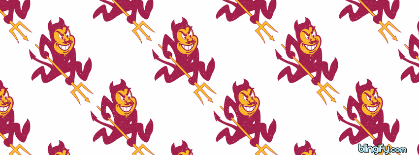 Arizona State University facebook cover