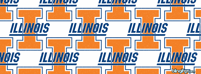 Illinois Fighting Illini facebook cover