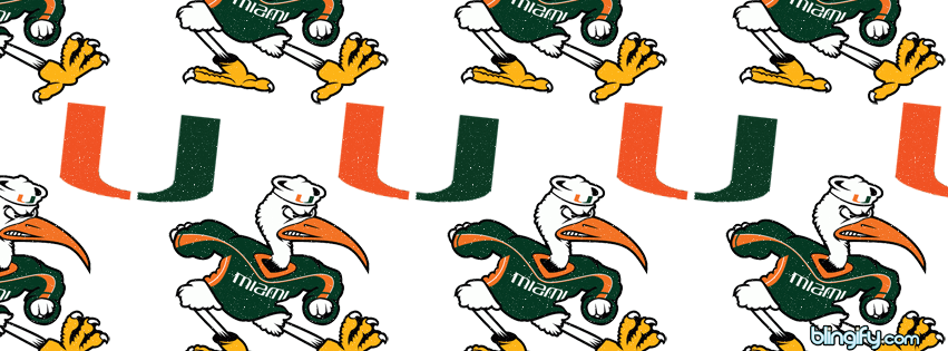 Miami Hurricanes facebook cover