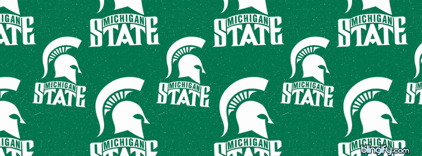 Michigan State Spartans facebook cover