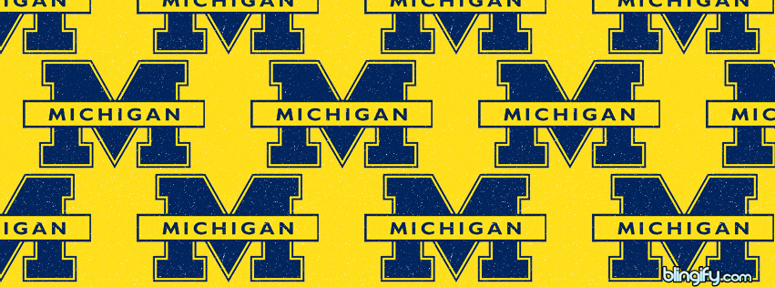 Michigan Wolverines facebook cover