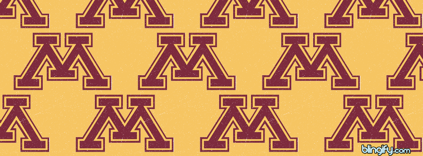 Minnesota Golden Gophers facebook cover