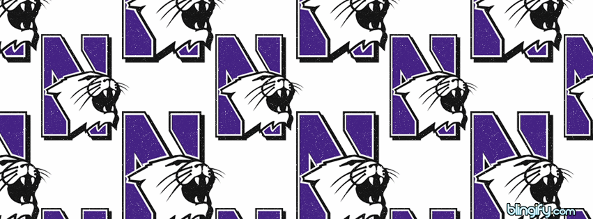 Northwestern Wildcats facebook cover