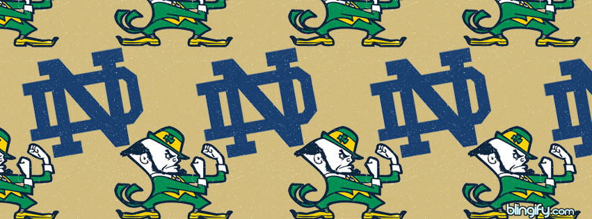 Notre Dame University facebook cover