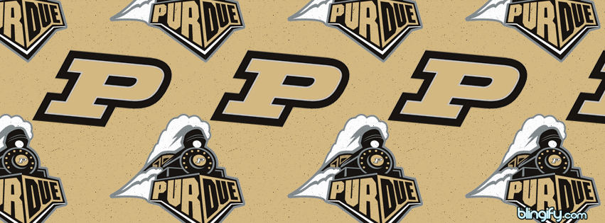 Purdue Boilermakers facebook cover
