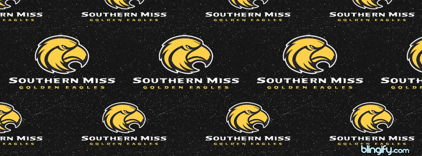 Southern Miss Golden Eagles facebook cover