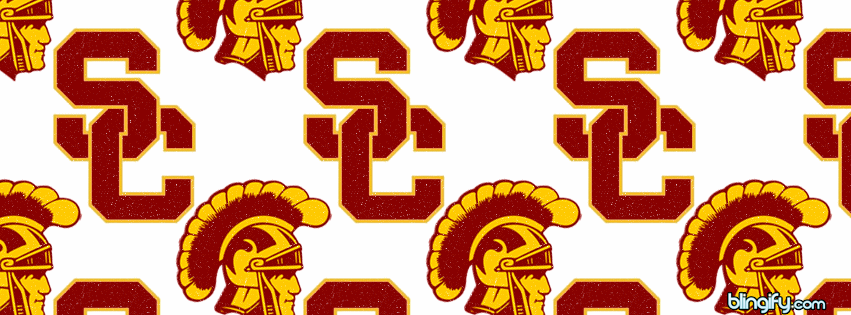 Usc Trojans facebook cover