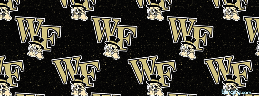 Wake Forest University facebook cover