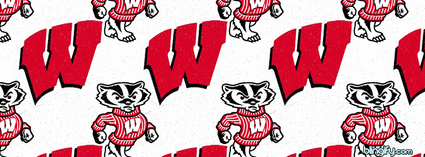 Wisconsin Badgers facebook cover
