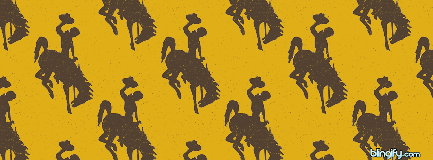 Wyoming Cowboys facebook cover