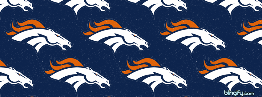 Denver Broncos facebook cover