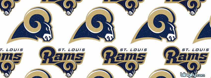 St Louis Rams facebook cover