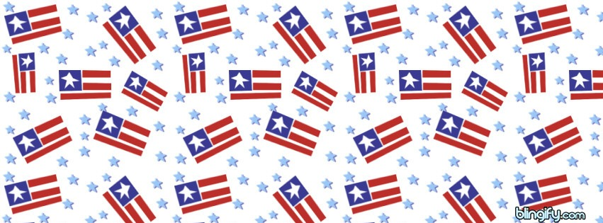 Flag facebook cover