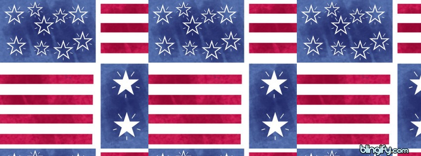 Old Glory facebook cover